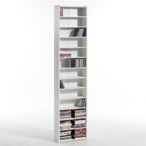 Étagère range CD/DVD, hauteur 2 mètres, Everett La Redoute Interieurs