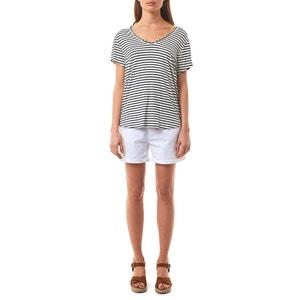 Short-Sleeved Striped T-Shirt BEST MOUNTAIN