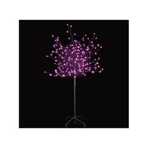 Arbre lumineux Fleurs de Prunus 200 Led - Rose JARDIDECO