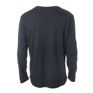 T-shirt scollo tunisino, maniche lunghe RIP CURL