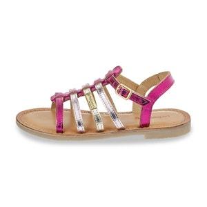 Mongue Leather Sandals LES TROPEZIENNES PAR M.BELARBI