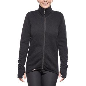 400 - Sweat-shirt - noir WOOLPOWER