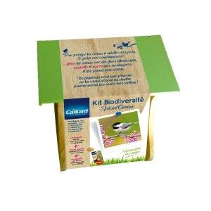 Kits de biodiversité pour Oiseaux CAILLARD