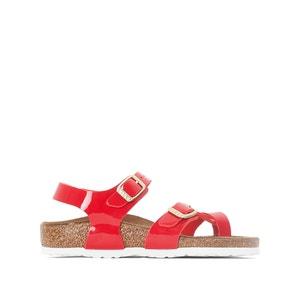 Sandalias de charol Taormina BIRKENSTOCK