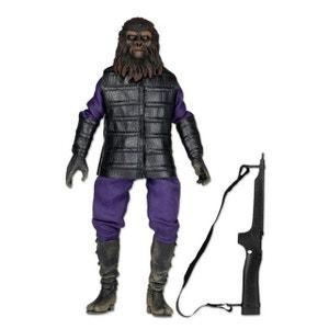 La Planète des Singes - Figurine Retro Gorilla Soldier 20 cm NECA