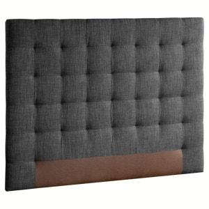 Tête de lit capitonnée Selve, H120 cm AM.PM