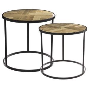table basse table basse relevable design atmosphera la redoute. Black Bedroom Furniture Sets. Home Design Ideas