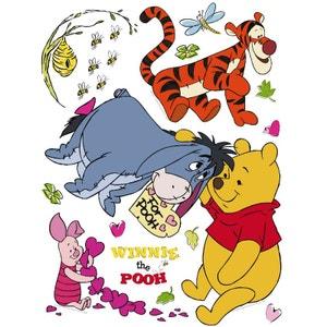 Stickers géant Winnie et ses amis Disney WINNIE L'OURSON