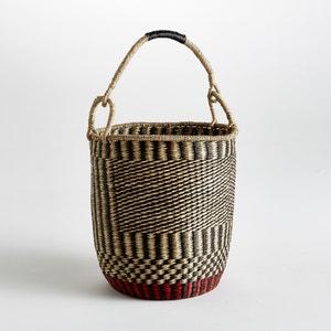 Dagyde Woven Basket with Handle, H68cm AM.PM.
