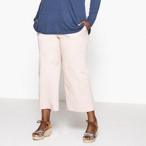 pantalon raccourci large CASTALUNA