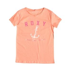 T-shirt met ankerprint ROXY