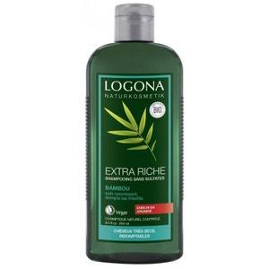 Shampooing bio Crème Bambou LOGONA