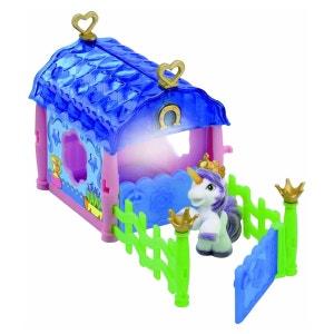Maison Arc-en-Ciel Filly Unicorn SMOBY