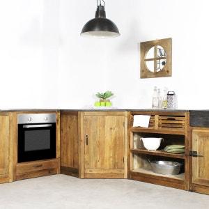 Meuble de cuisine en angle 1 porte - Champetre  |  OP1111 MADE IN MEUBLES