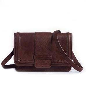 Leather Shoulder Bag R studio