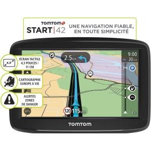 GPS TOMTOM Pack Start 42 Europe 48 + Hou TOMTOM