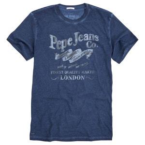 Tee-shirt Mundi à motif imprimé PEPE JEANS