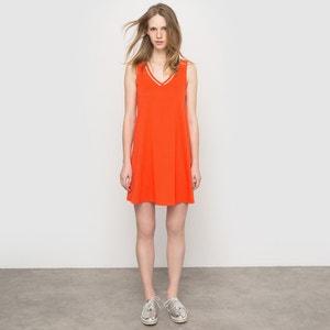Kleid, V-Ausschnitt R essentiel