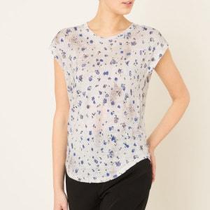 T-shirt lin FUSIA IRO