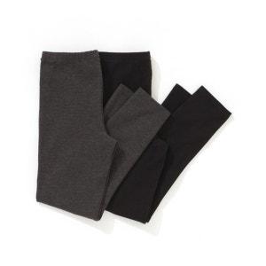 Legging corti tinta unita 3-12 anni (conf. da 2) R édition