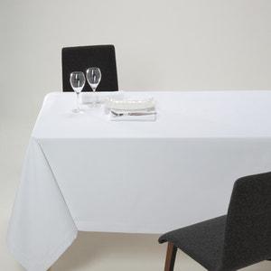 Plain Polyester Tablecloth SCENARIO
