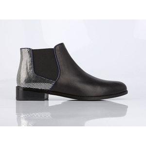 Boots in leer MELLOW YELLOW