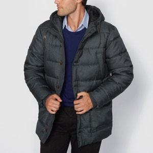 Hooded Padded Jacket R essentiel
