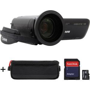 Camescope CANON Pack HFR87 + Etui + 8 Go CANON