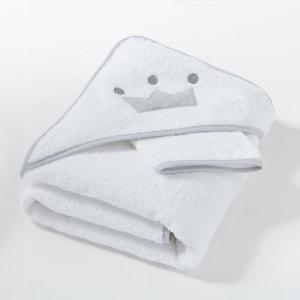 Capa de baño + manopla AU LIT MON PETIT DOUDOU R baby