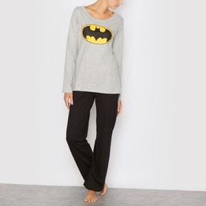 Pijama de mangas compridas, Batman BATMAN