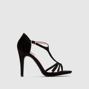 Sandales à talons La Redoute Collections