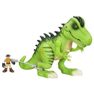 Figurine électronique Jurassic World : Tyrannosaurus Rex PLAYSKOOL