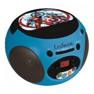 Avengers - Radio Lecteur CD - LEXRCD102AV LEXIBOOK