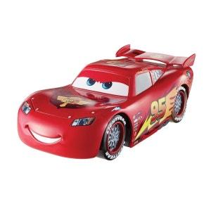 Voiture Cars : Flash McQueen avec roues lumineuses MATTEL