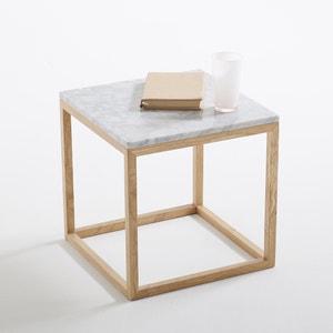 Столик диванный со столешницей из мрамора, Crueso La Redoute Interieurs