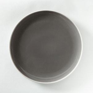 Assiette plate design, lot de 4 La Redoute Interieurs
