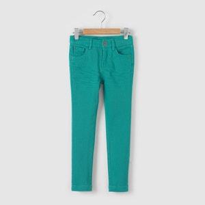 Spodnie slim 3-12 lat R essentiel
