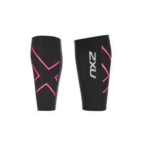 Compression - Chaussettes course à pied - rose/noir 2XU