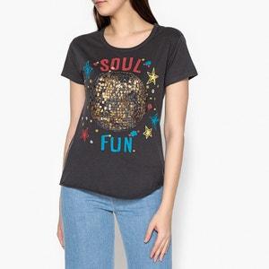 T-Shirt TORO mit Schriftzug LEON and HARPER
