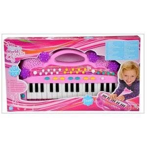 Simba Toys 106830692 My Music World Girls Clavier SIMBA TOYS