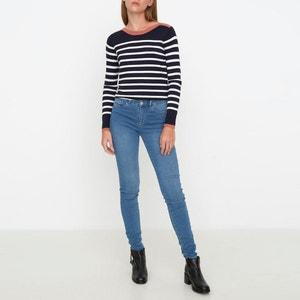 Slim-Fit-Jeans, Standard-Bundhöhe VERO MODA
