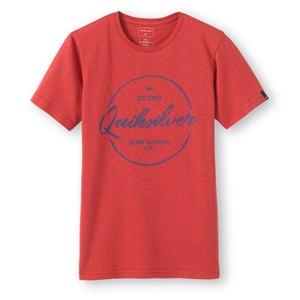 T-shirt z okrągły dekoltem i wzorem 8 - 16 lat Quiksilver® QUIKSILVER