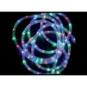 Guirlande lumineuse extérieur Tube LED 8 Fonctions 6 m Multicolore FEERIE LIGHTS