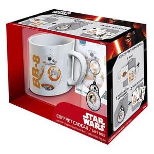 Coffret cadeau Star Wars : Mug, porte-clés et stickers : BB-8 ABYSTYLE