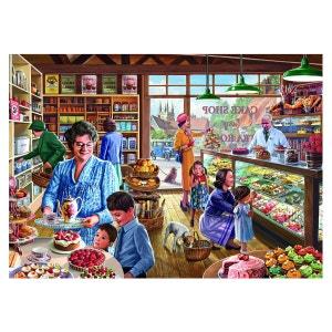 Puzzle 1000 pièces : Steve Crisp : La boulangerie GIBSONS