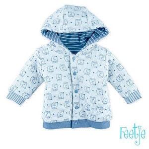 FEETJE La veste réversible éléphant veste bébé vêtements bébé FEETJE