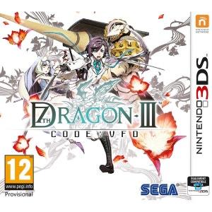7th Dragon III Code : VFD 3DS SEGA