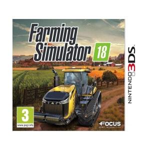 Farming Simulator 18 3DS FOCUS HOME INTERACTIVE