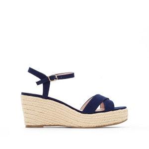 Sandales compensées corde R essentiel
