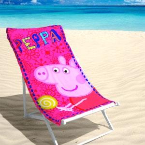 Serviette de plage la redoute - Peppa cochon a la plage ...